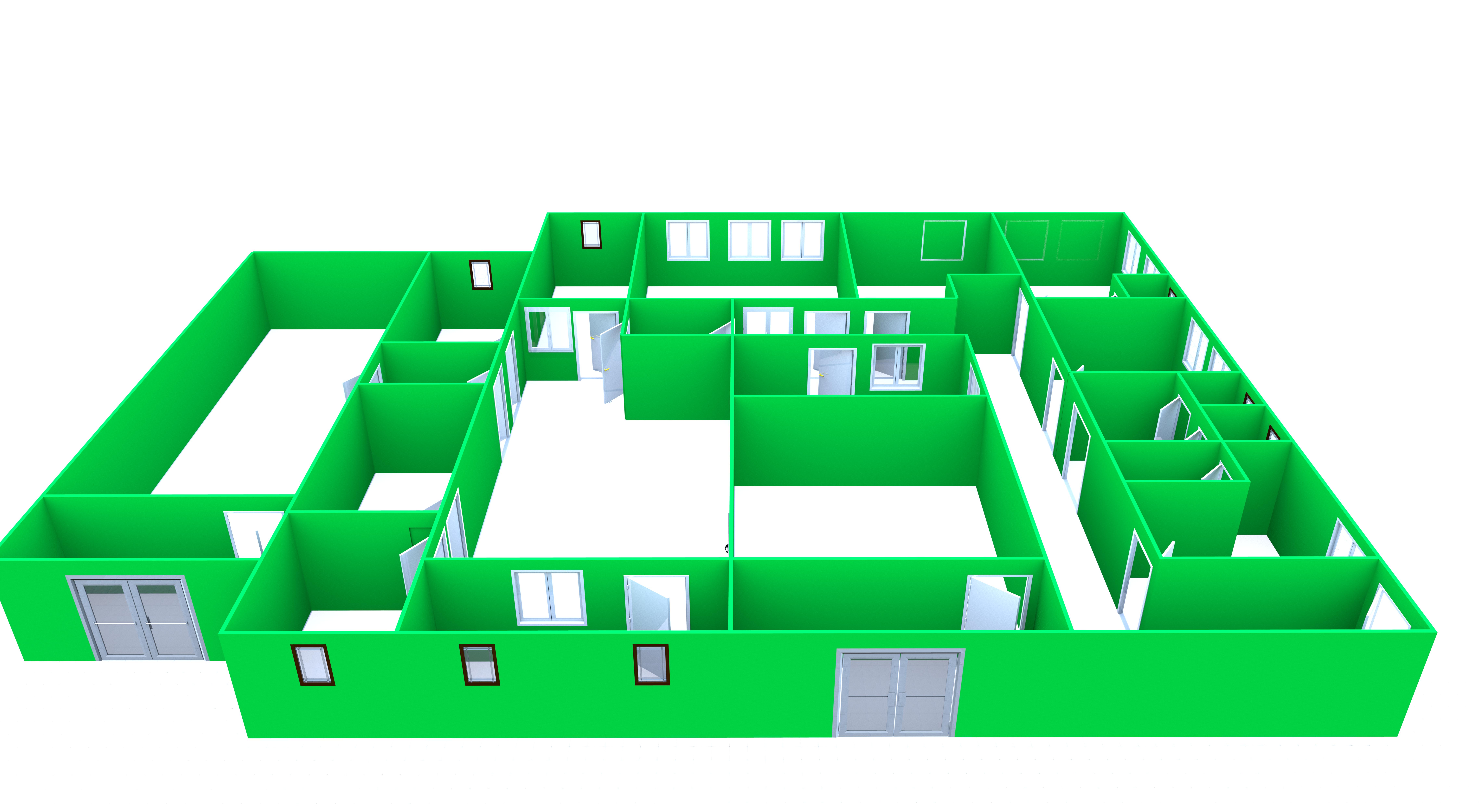 Desain Ruangan CSSD Dr Galih Endradita M