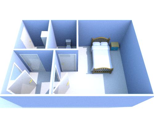 Skema Ruang Isolasi